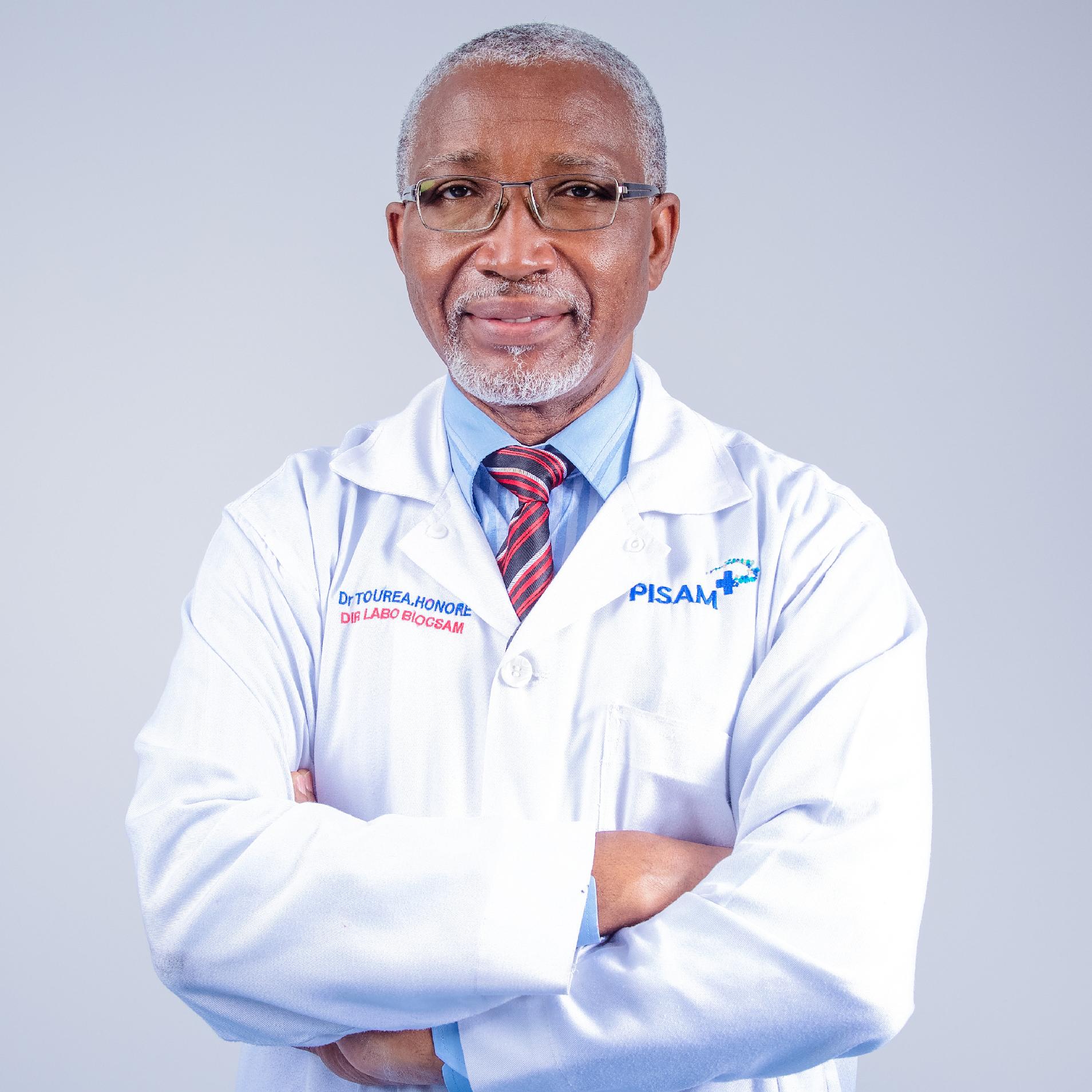 Dr. TOURE Honoré